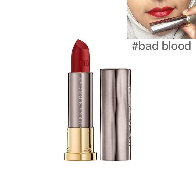 Urban Decay 衰败城市 唇膏 #Bad Blood (matte) 3.4g