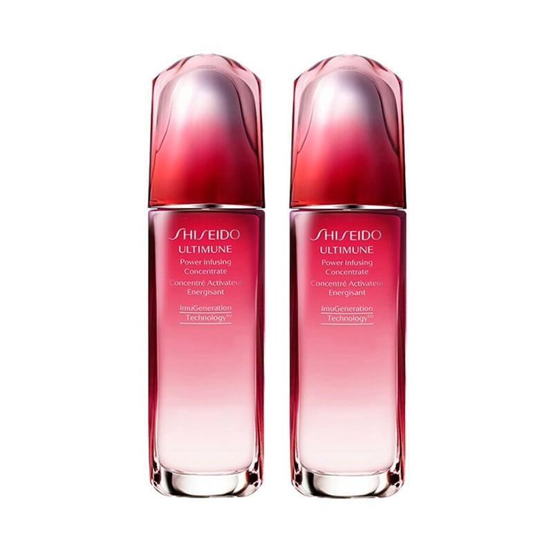 Shiseido 资生堂 红妍肌活精华露双支装 100ml*2