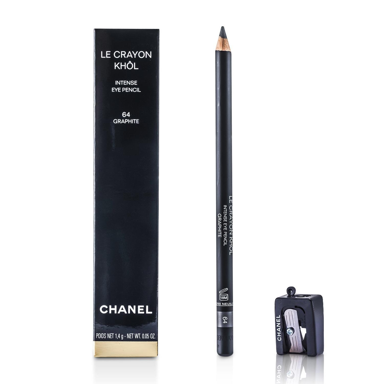 Chanel 香奈儿 持久眼线笔 # 64 Graphite 1.4g