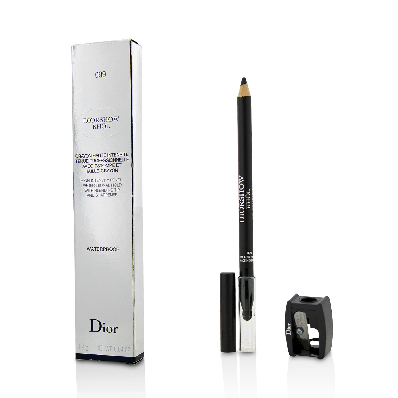 Christian Dior 迪奥 炫彩防水眼线笔 #099 Black Khol 1.4g
