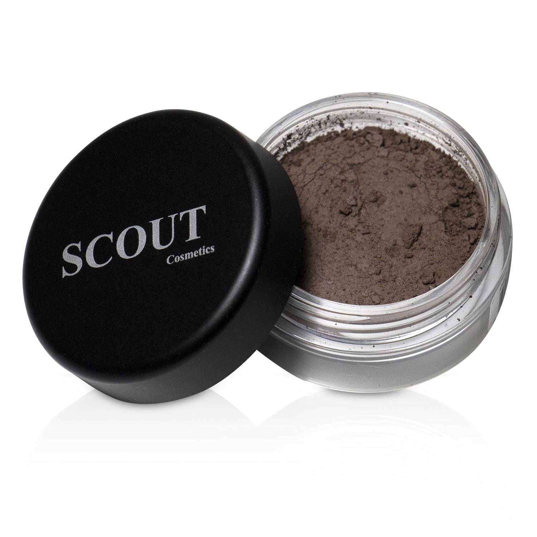 SCOUT Cosmetics 眉粉 #Dark Brown 2g