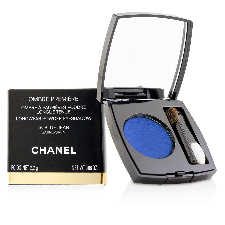 Chanel 香奈儿 单色眼影粉 #16 Blue Jean (缎光) 2.2g