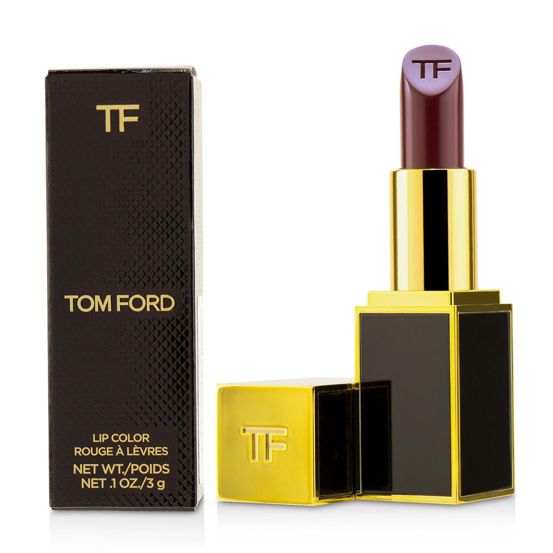 Tom Ford 汤姆福特 黑金黑管滋润哑光唇膏 #40 3g