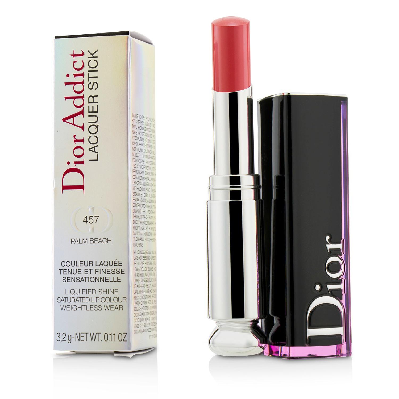 Christian Dior 迪奥 魅惑釉唇膏 #457鸡尾酒Palm Beach 3.2g