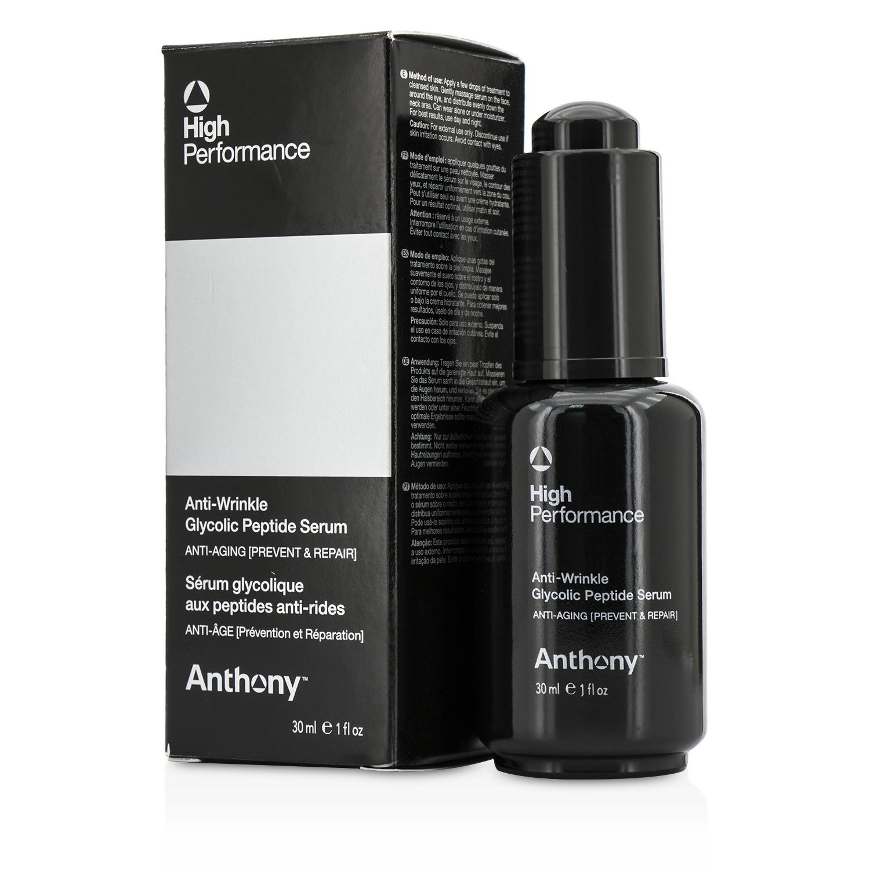 Anthony 安东尼 男士乙醇酸肽抗皱精华 30ml