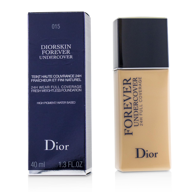 Christian Dior 迪奥 凝脂恒久无痕粉底液 #015 Tender Beige 40ml