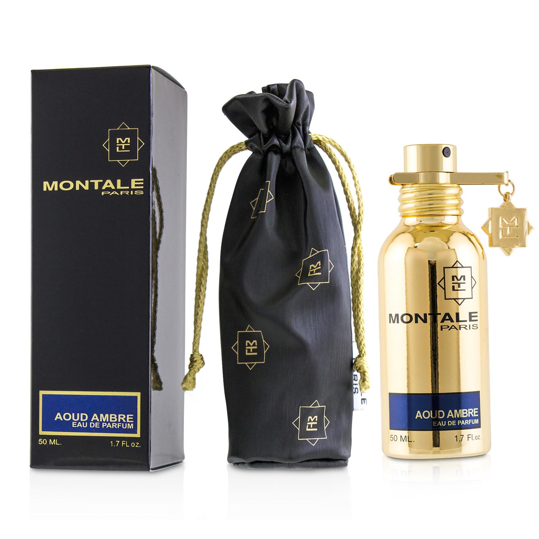 Montale 蒙塔莱 Montale 沉香琥珀香水 50ml