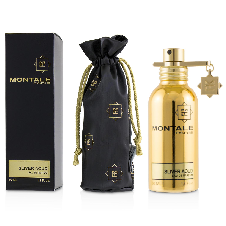 Montale 蒙塔莱 Montale 银色沉香香水 50ml