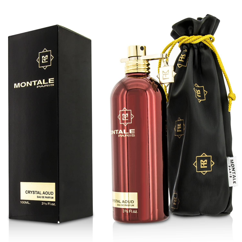 Montale 蒙塔莱 Montale 水晶沉香香水 100ml