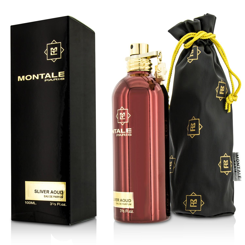 Montale 蒙塔莱 Montale 银色沉香香水 100ml