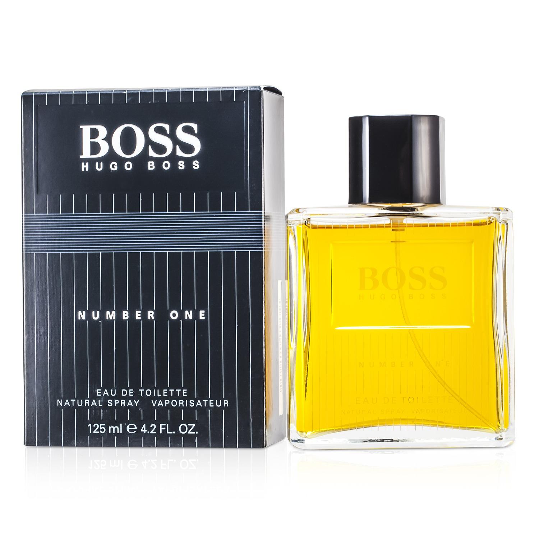 Hugo Boss 雨果博斯 波士1号男士淡香水 EDT 125ml