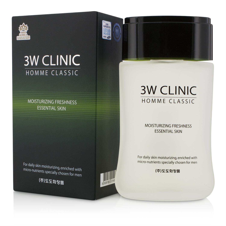 3W Clinic 3W诊所 男士经典滋润爽肤水 150ml