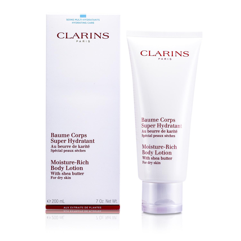 Clarins 娇韵诗 乳木果保湿润体乳(干性肌肤) 200ml