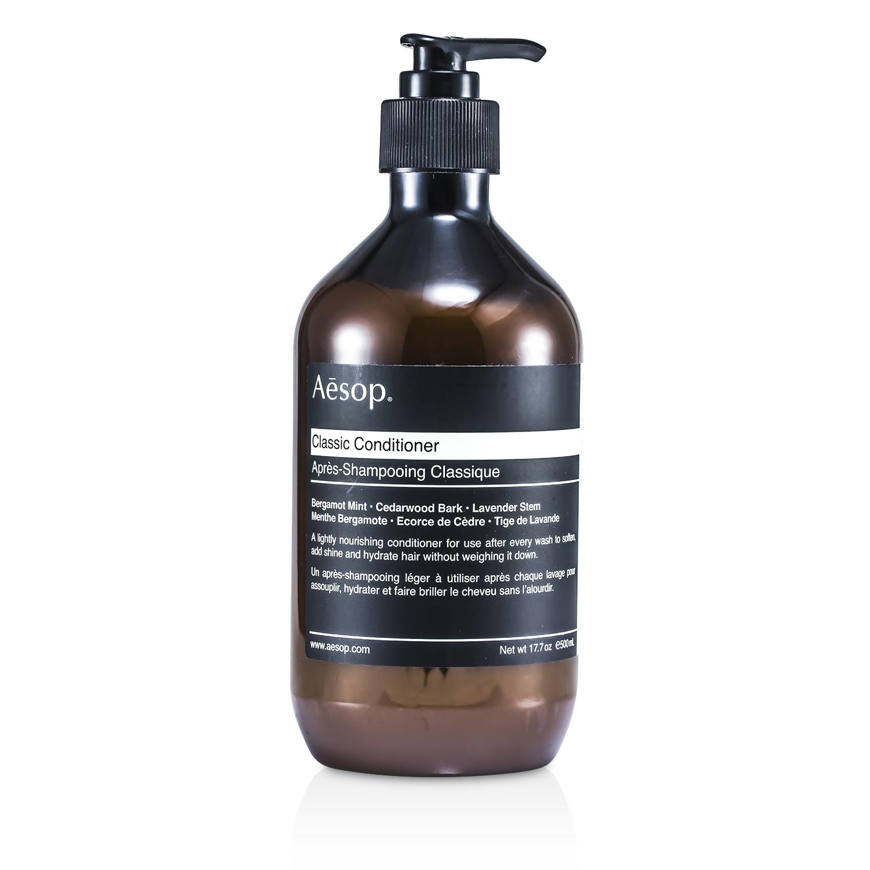 Aesop 伊索 經典潤髮乳(適用於一般性髮質及經常洗髮的人士) 500ml