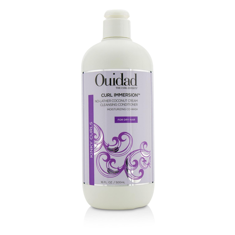 Ouidad 奎德美发专家 无泡沫椰油清洁护发素(针对卷发) 500ml