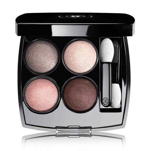Chanel 香奈儿 多重妆效的四色眼影 #202