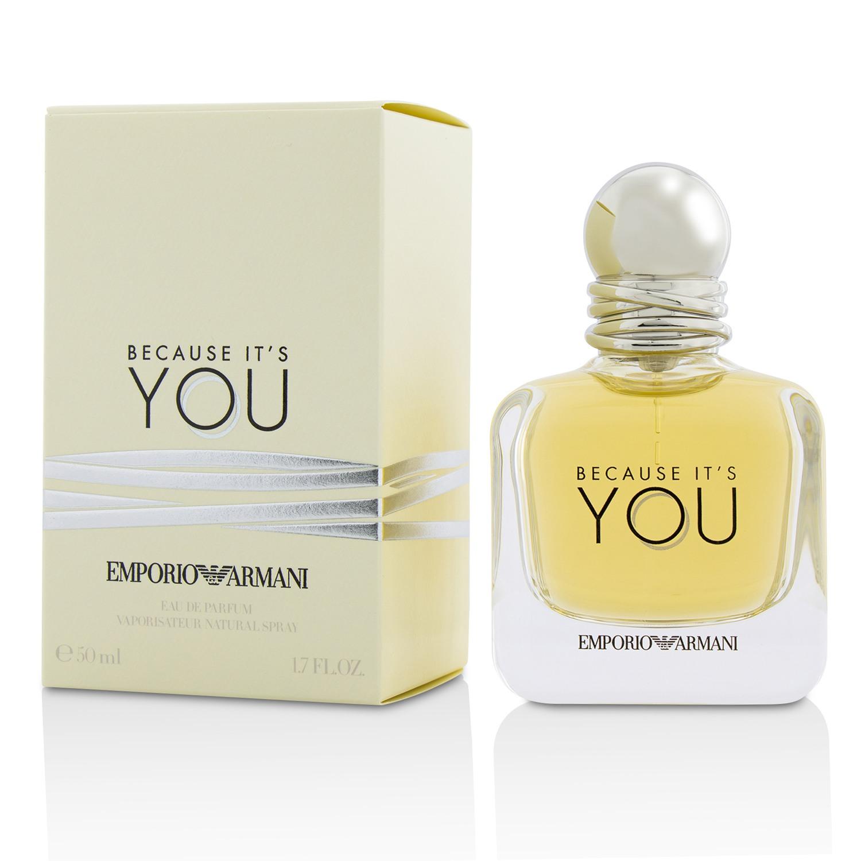 GiorgioArmani 阿玛尼 因你女士浓香水 50ml