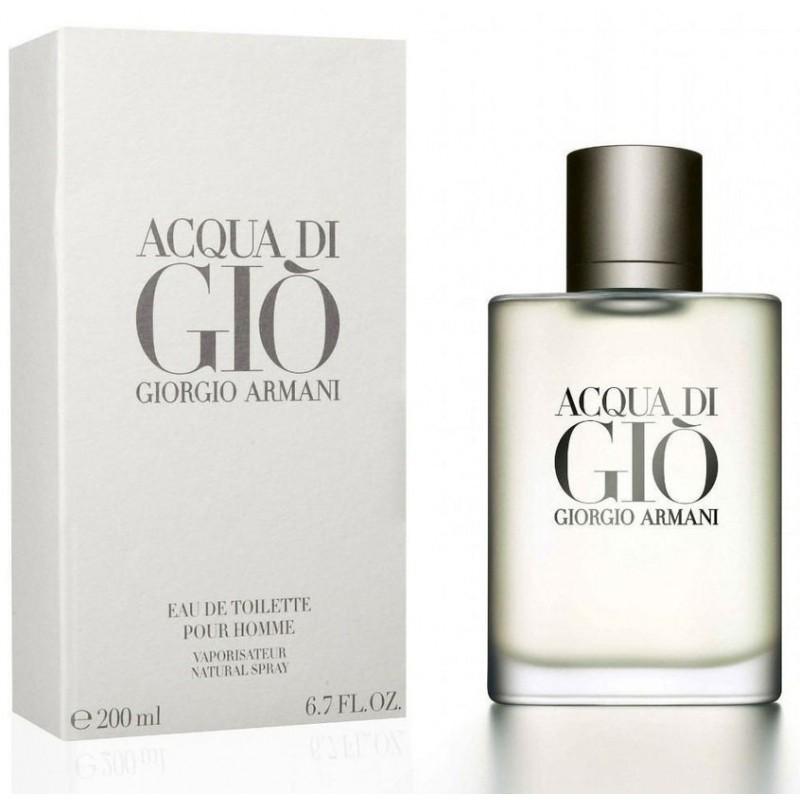 Giorgio Armani 阿玛尼 寄情男士淡香水 200ml